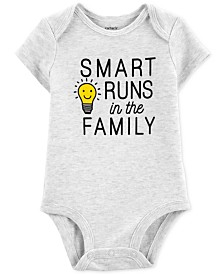 Carter's Baby Boys Cotton Bodysuit