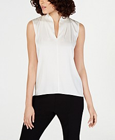 Judith Sleeveless Blouse
