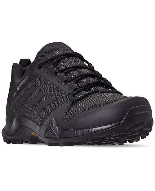 Men's Terrex AX3 Trail Sneakers from Finish Line