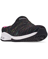 new style c213a b2b4a Skechers Women s Relaxed Fit  Commute Time - Knitastic Walking Sneakers  from Finish Line
