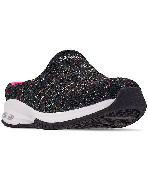 142232021efc ... Skechers Women s Relaxed Fit  Commute Time - Knitastic Walking Sneakers  from Finish ...