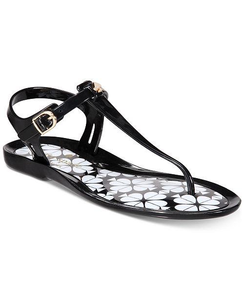 bc01e3294 kate spade new york Tallula Flat Sandals   Reviews - Sandals   Flip ...