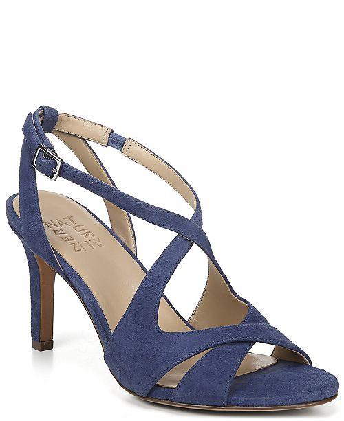 Naturalizer Klein Ankle Strap Sandals