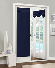 "Clara 100"" x 84"" Patio Door Panel"