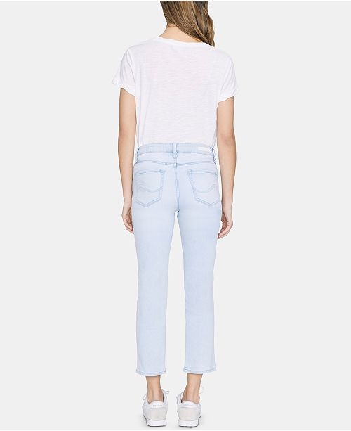 Jeans Modern Femme Bleu et Sanctuary commentaires capri droit c4RLq35Aj