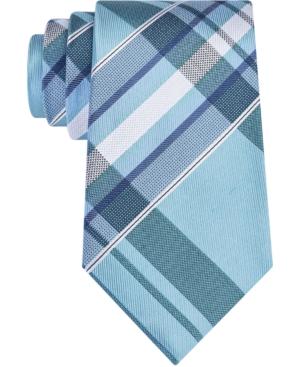 Men's Plaid Tie