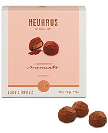 12-Pc. Belgian Chocolate Truffles Glamour Collection