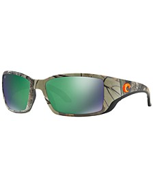 Polarized Sunglasses, CDM BLACKFIN 62