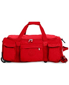"Discover 22"" Rolling Duffle"