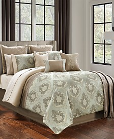 Andalucia 14-Pc. California King Comforter Set