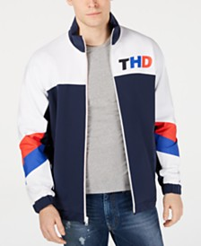 Tommy Hilfiger Men's Xavi Track Jacket