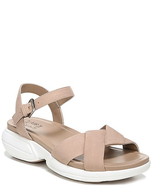 Naturalizer Finlee Ankle Strap Sandals