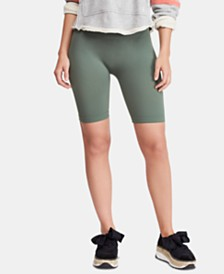 Free People Movement Mid-Rise Bike Shorts
