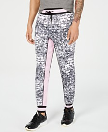 I.N.C. Men's Paradise Track Pants, Created for Macy's