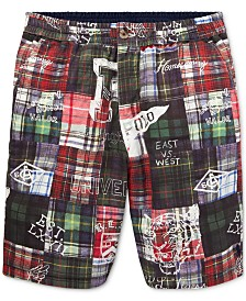 Polo Ralph Lauren Big Boys Reversible Cotton Shorts