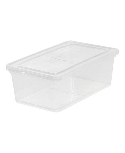 IRIS USA Iris 6 Quart Storage Box