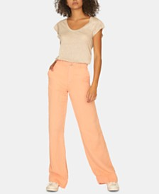 Sanctuary Excursion Wide-Leg Soft Pants