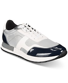 I.N.C. Men's Bruno Jogger Sneakers, Created for Macy's