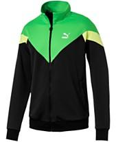 8f53f951ff Puma Men's Colorblocked Track Jacket