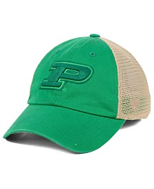 Top of the World Purdue Boilermakers Snog St. Paddys Adjustable Cap
