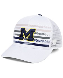 Top of the World Michigan Wolverines Tranquil Trucker Cap