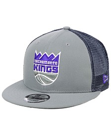 New Era Sacramento Kings Nothing But Net 9FIFTY Snapback Cap