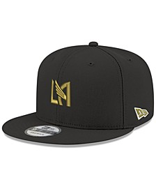 Little Boys Los Angeles Football Club Core 9FIFTY Snapback Cap