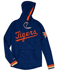 Mitchell & Ness Men's Detroit Tigers Midweight Appliqué Hoodie