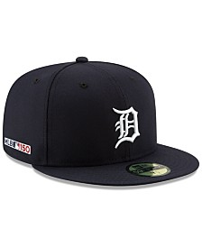 New Era Detroit Tigers 150th Anniversary 59FIFTY-FITTED Cap