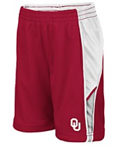 b4a59c58e290f3 Colosseum Toddlers Oklahoma Sooners Shorts