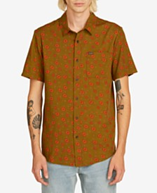 Volcom Psych Dot Short Sleeve