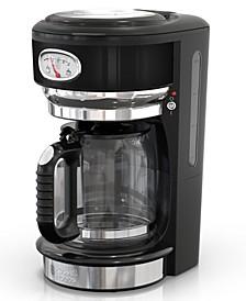 8-Cup Retro Coffeemaker