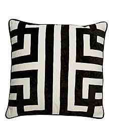 """Nikki Chu By Ordella Geometric Throw Pillow 22"""" Collection"""