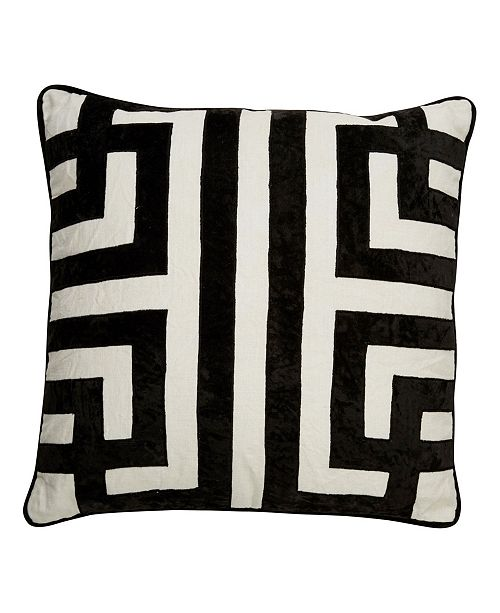 "Jaipur Living Nikki Chu By Ordella Geometric Throw Pillow 22"" Collection"