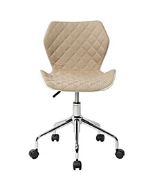 Techni Mobili Modern Adjustable Office Task Chair