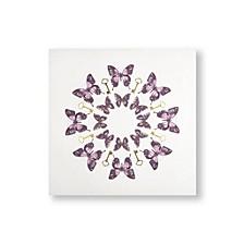 Blissful Butterflies Canvas Wall Art