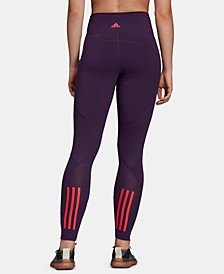 Believe This High-Rise Ankle Leggings