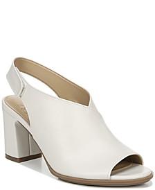 Preston Peep-Toe Dress Sandals