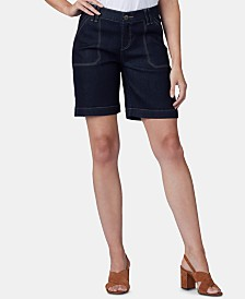 Lee Flex Motion Denim Bermuda Shorts