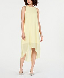 Petite High-Low Dress, Created for Macy's