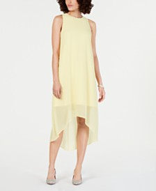 Alfani Petite High-Low Dress, Created for Macy's