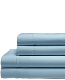 Cotton Tencel Queen Sheet Set