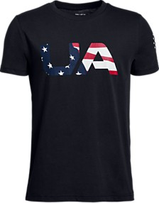 Under Armour Big Boys Freedom T-Shirt