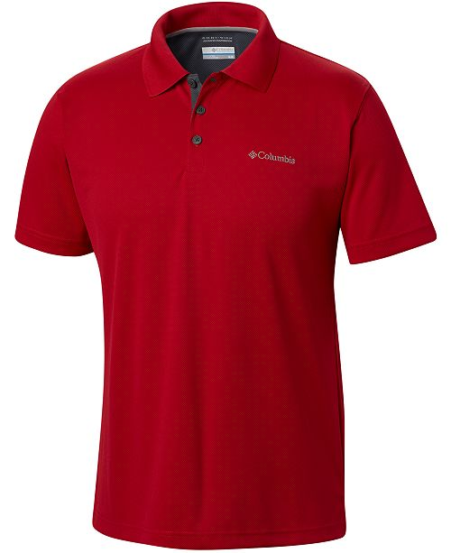 3e47ee2f51d Columbia Men's Utilizer™ Polo & Reviews - Polos - Men - Macy's