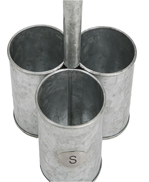 Mind Reader 3 Cup Utensils Caddy