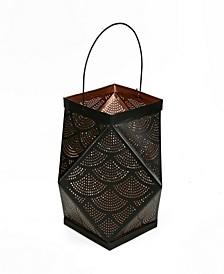 Hexagon Hanging Lantern
