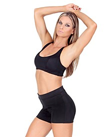 InstantFigure Activewear Compression Short Short