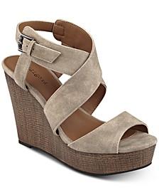 Kamryn Wedge Sandals