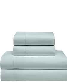 Cool Comfort Cotton Solid Queen Sheet Set