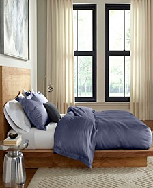 FlatIron King Duvet Cover with TENCEL™ lyocell
